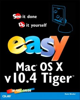Easy Mac OS X Tiger