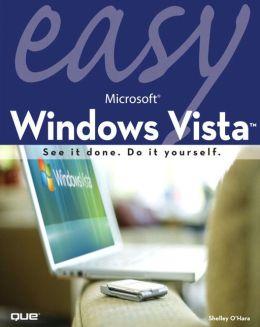Easy Microsoft Windows Vista