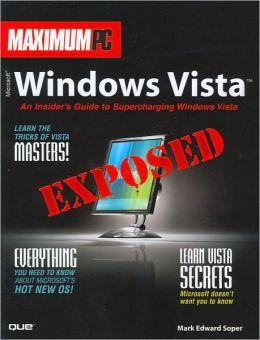 Maximum PC Microsoft Windows Vista Exposed