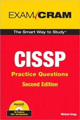 CISSP Practice Questions (Exam Cram Series)