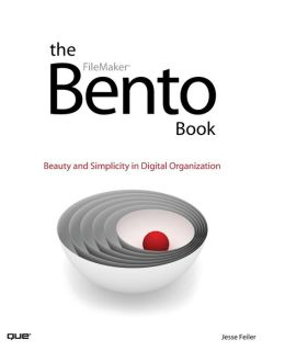 Bento Book: Beauty and Simplicity in Digital Organization