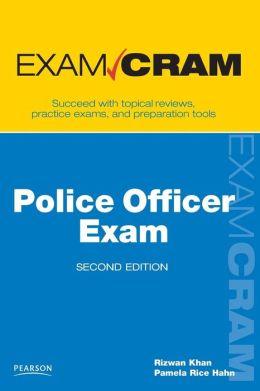 Police Officer Exam (Exam Cram Series)
