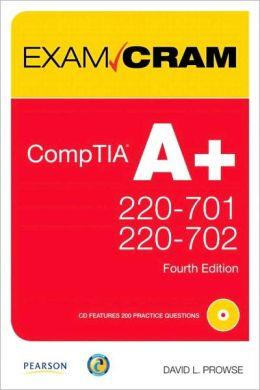 CompTIA A+ Exam Cram