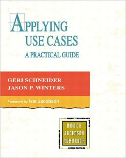 Applying Use Cases: A Practical Guide