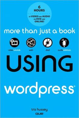 Using WordPress, with DVD