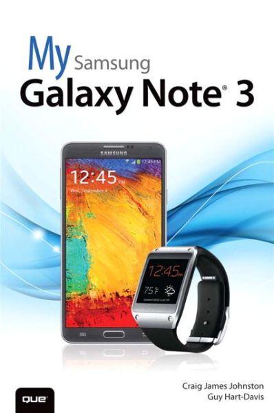 My Samsung Galaxy Note 3