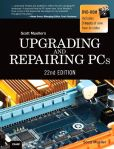 Book Cover Image. Title: Upgrading and Repairing PCs, Author: Scott M. Mueller