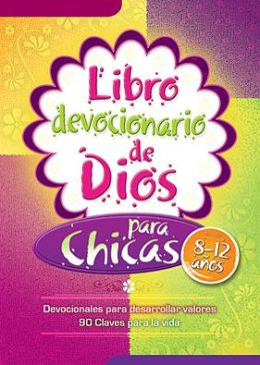 Libro devocionario de Dios para chicas- 90 devocionales
