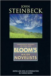 John Steinbeck (Bloom's Major Novelists Series)