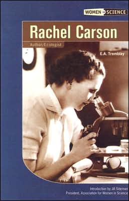 Rachel Carson (Women in Science Series)