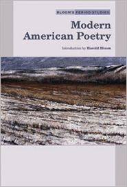 Modern American Poetry