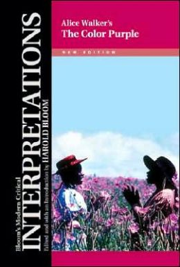 an analysis of characters in the color purple by alice walker Alice walker's the color purple (1982) is the work that has made a writer who  has published  raised southern and poor although celie, the novel's principal  narrator/character,  12 the international fiction review, 12, no 1 (1985).