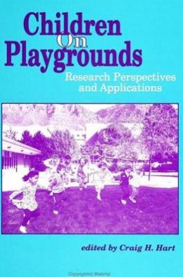 Children on Playgrounds: Research Perspectives and Applications