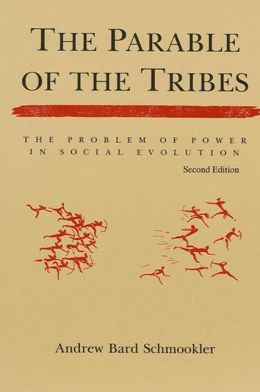 The Parable of the Tribes: The Problem of Power in Social Evolution