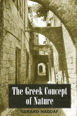 Greek Concept of Nature