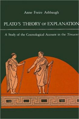 Plato's Theory of Explanation