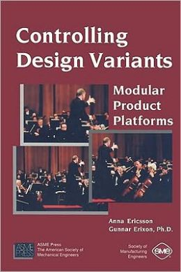 Controlling Design Variants: Modular Product Platforms