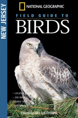 National Geographic Field Guide to Birds New Jersey