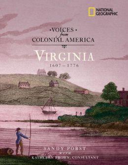Virginia 1607-1776