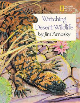 Watching Desert Wildlife