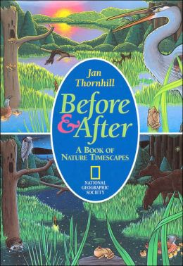 Before and after: A Book of Nature Timescapes