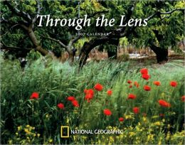 2007 National Geographic, Through the Lens Wall Calendar