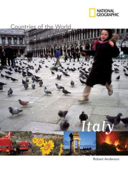 Italy (National Geographic Countries of the World Series)