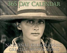 2005 National Geographic Photos Box Calendar