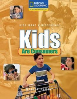 Kids Are Consumers