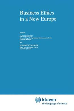 Business Ethics in a New Europe