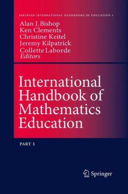 International Handbook of Mathematics Education