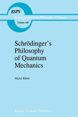 Schrödingers Philosophy of Quantum Mechanics
