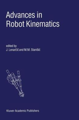Advances in Robot Kinematics