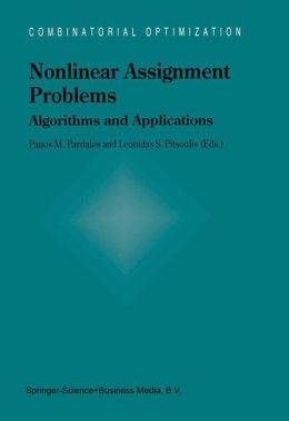 Nonlinear Assignment Problems: Algorithms and Applications