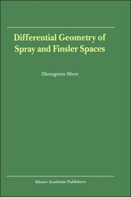 Differential Geometry of Spray and Finsler Spaces