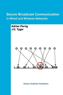 Secure Broadcast Communication: In Wired and Wireless Networks