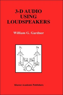 3-D Audio Using Loudspeakers