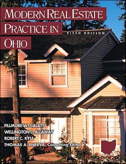 Modern Real Estate Practice in Ohio (5th Edition)
