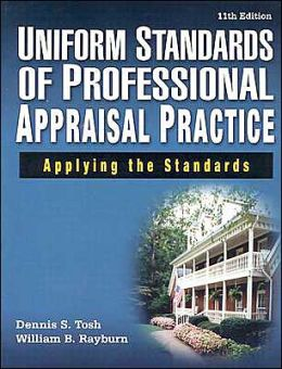 Uniform Standards Of Professional Appraisal Practices 31