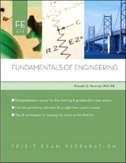 Fundamentals of Engineering: FE Exam Prep