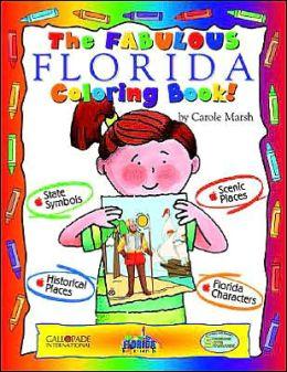 The Fabulous Florida Coloring Book