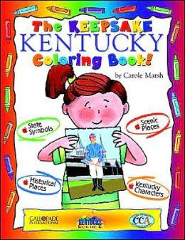 The Kentucky Coloring Book