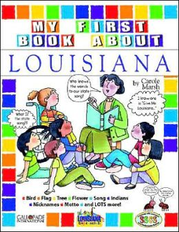 My First Book about Louisiana