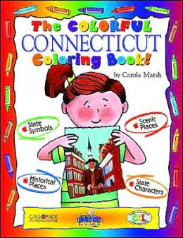 The Cool Connecticut Coloring Book