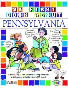 My First Book about Pennsylvania