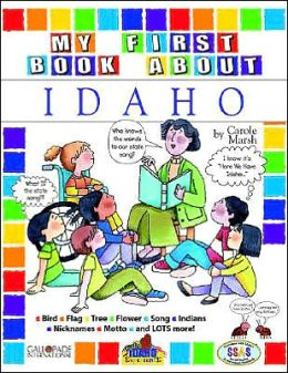 My First Book about Idaho
