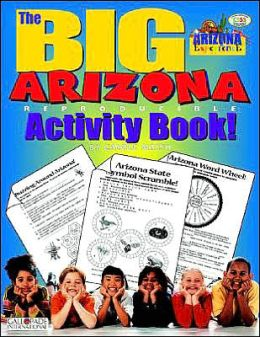 Big Arizona Reproducible Activity Book