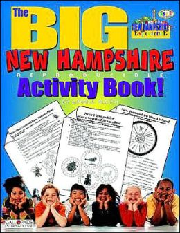 The Big New Hampshire Reproducible Activity Book