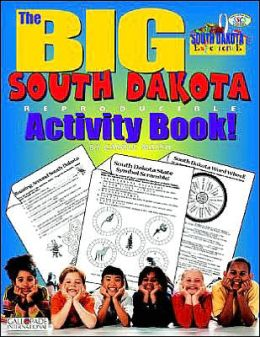 The Big South Dakota Reproducible Activity Book