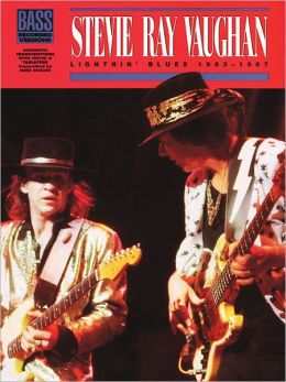 Stevie Ray Vaughan- Lightnin' Blues(1983-1987)Bass